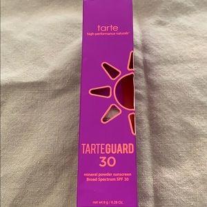 Tarteguard mineral sunscreen New